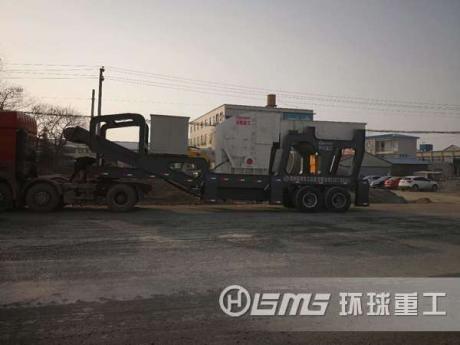 建筑废料粉碎机再生砖项目助力郑州城中村拆迁