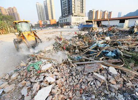 上海垃圾fen类进行中,建筑垃圾fen类也收xiao不错