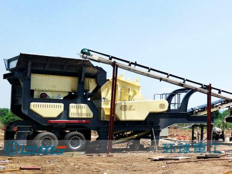 广东时产150吨建筑垃圾破碎chu理生产线
