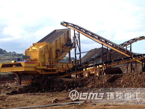 广东jian筑la圾移动破碎站解决难题,价格优hui,降低chengben