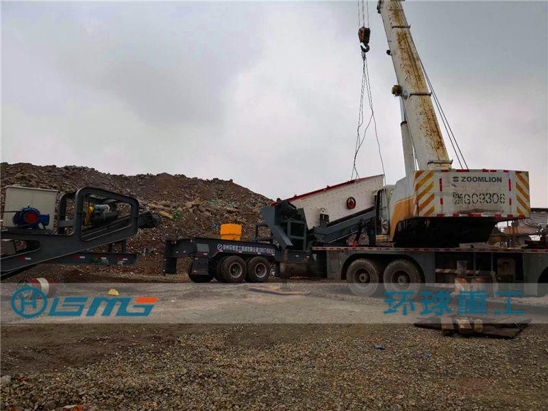 建zhu垃圾生产线