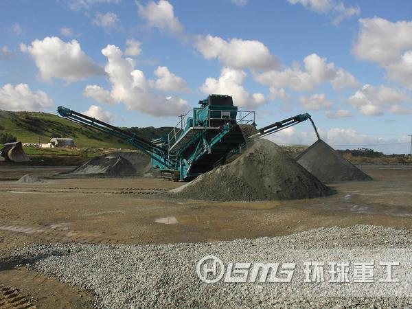 建zhu垃ji资源化再生处理成套shebei就di生产再生石料