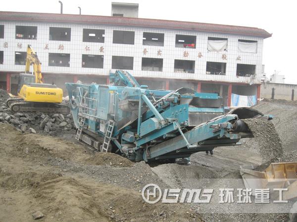 建筑la圾处理资源化再yun用项mu
