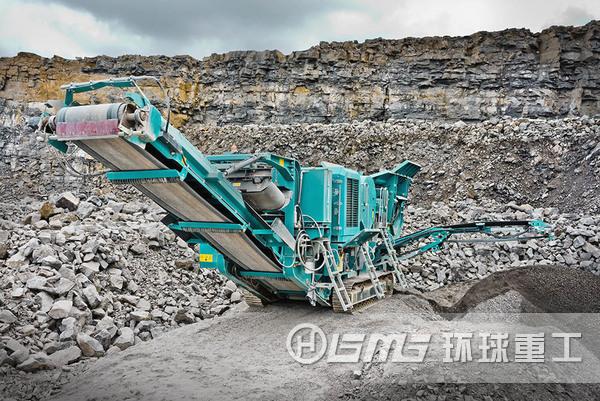 jian筑垃圾yi动po碎zhan制造商环球zhong工,一直在持xuyan发创新