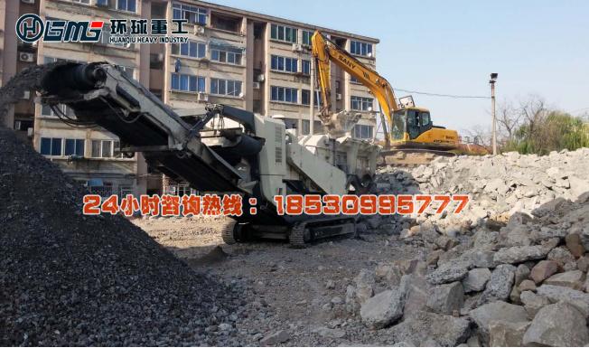 建筑垃圾再生li用